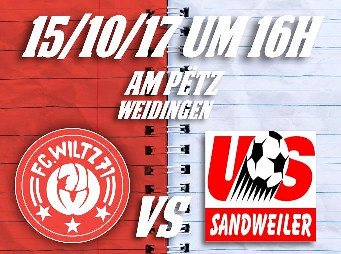 FC Wooltz 71 - US Sandweiler