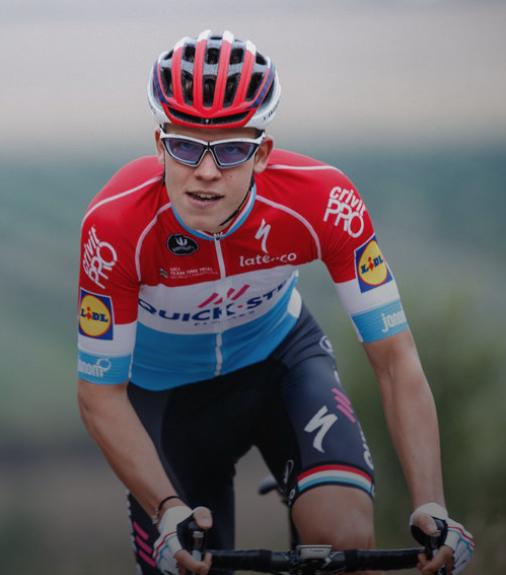 Jungels als Team-Kapitän bei der Tour de France