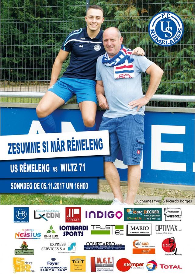 US Rëmeleng vs FC Wooltz 71