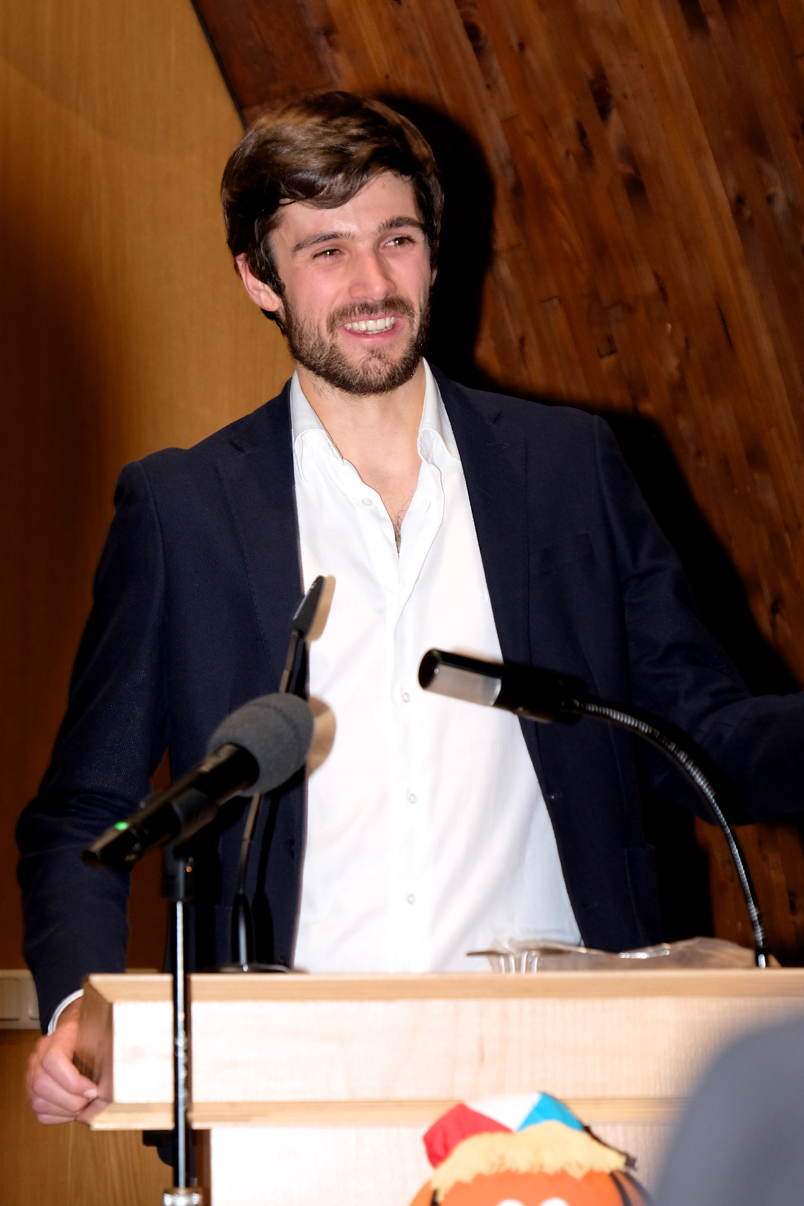 Sportler vum Joer: De Ben Gastauer ass an der Préselectioun