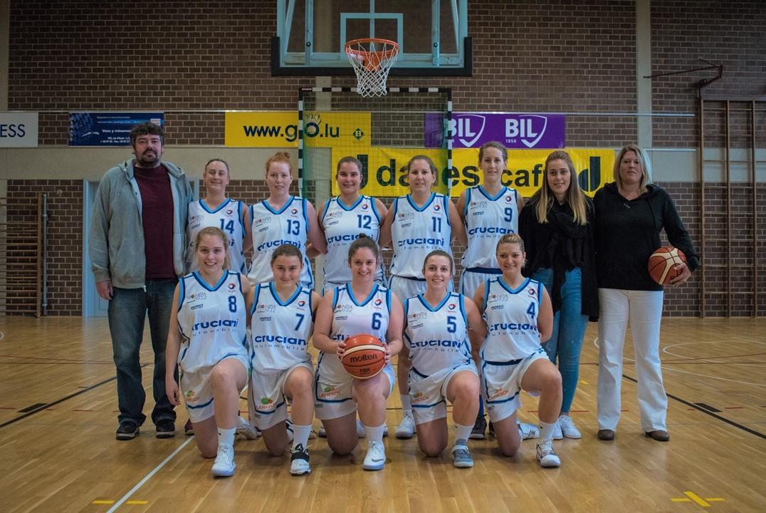 Damen A - Saison 2017/2018