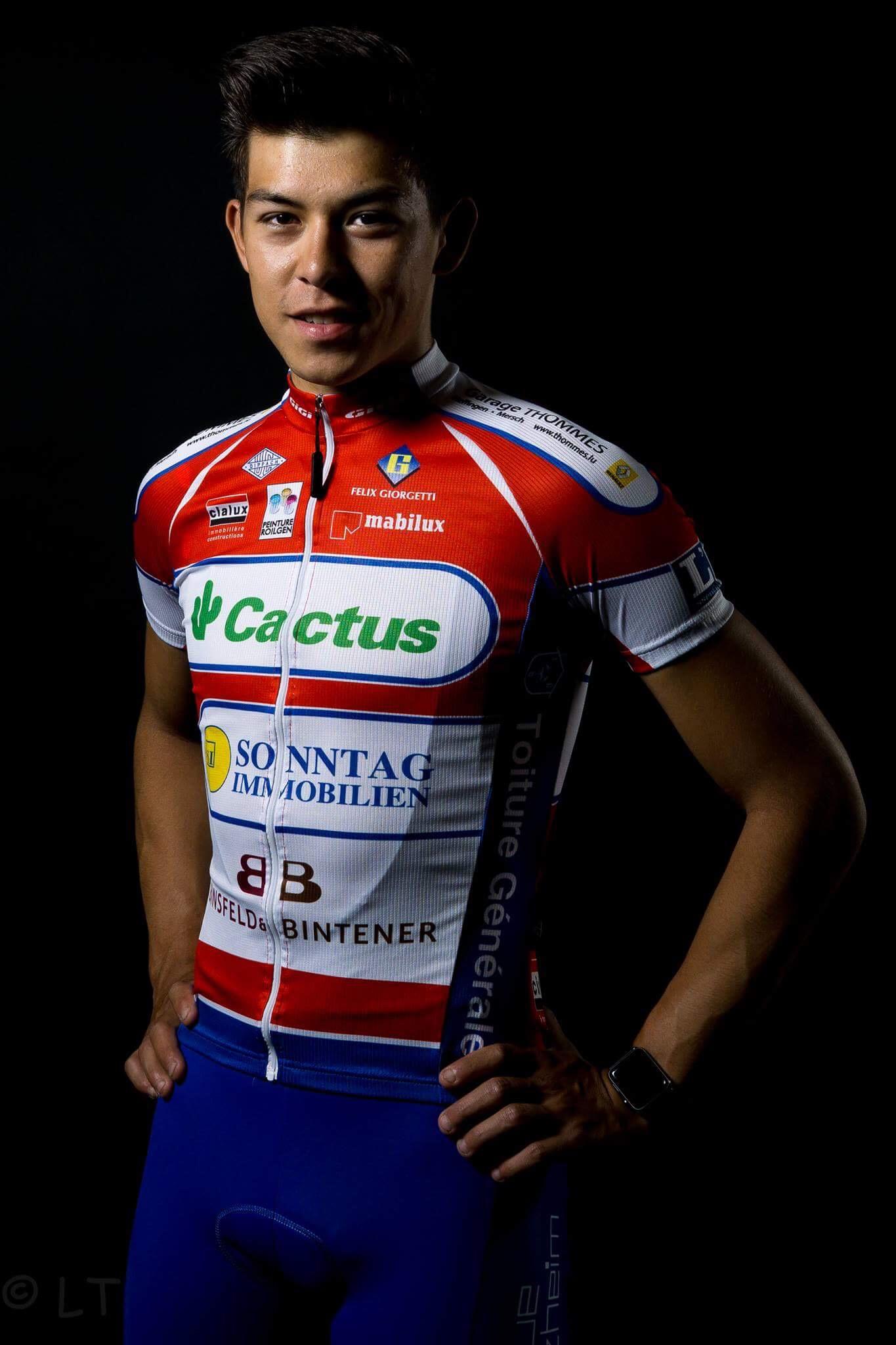 Colin Heiderscheid wiesselt bei Dauner Akkon Pro Cycling Team