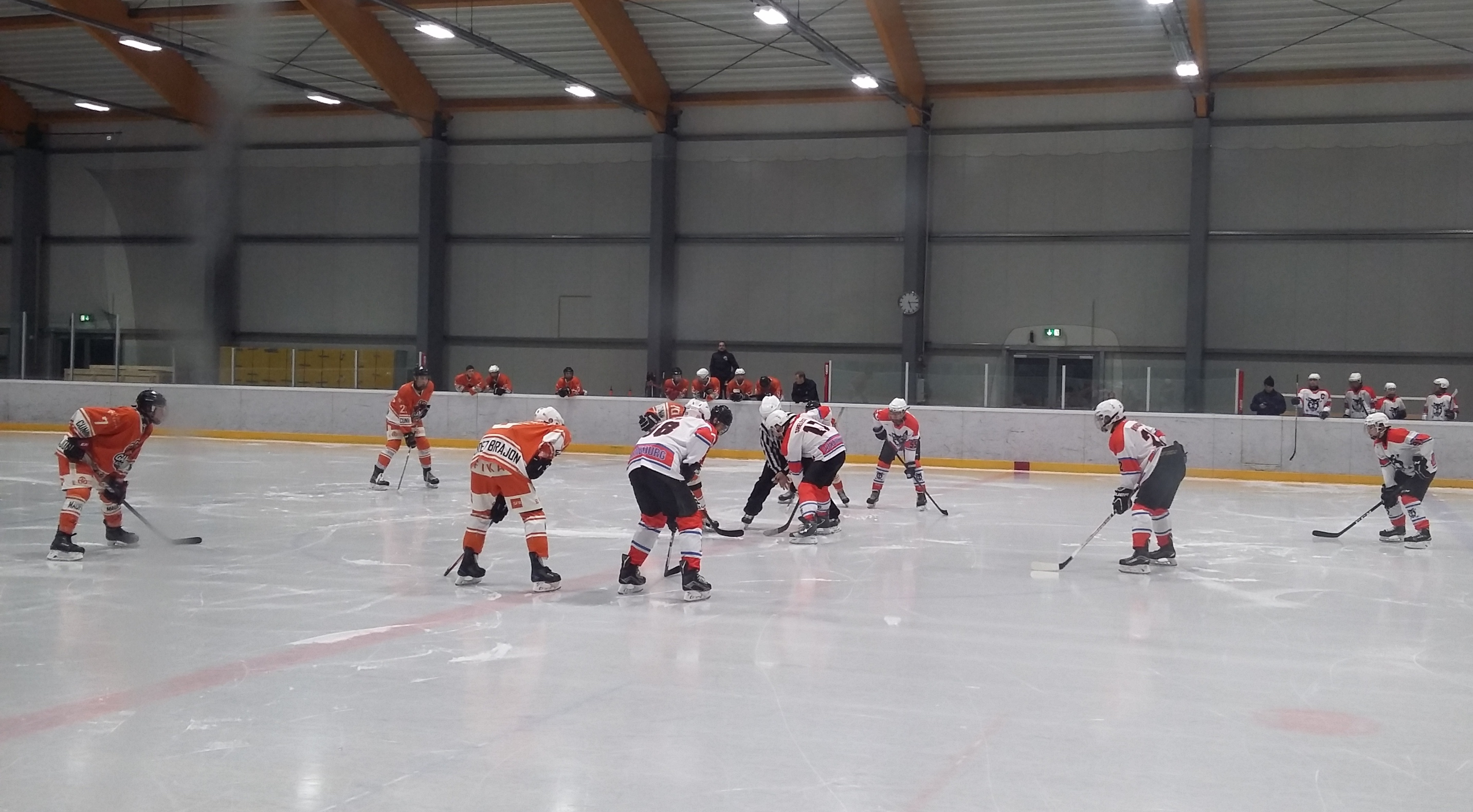 U17 Lux-EPINAL saturday 18th. Strong game!