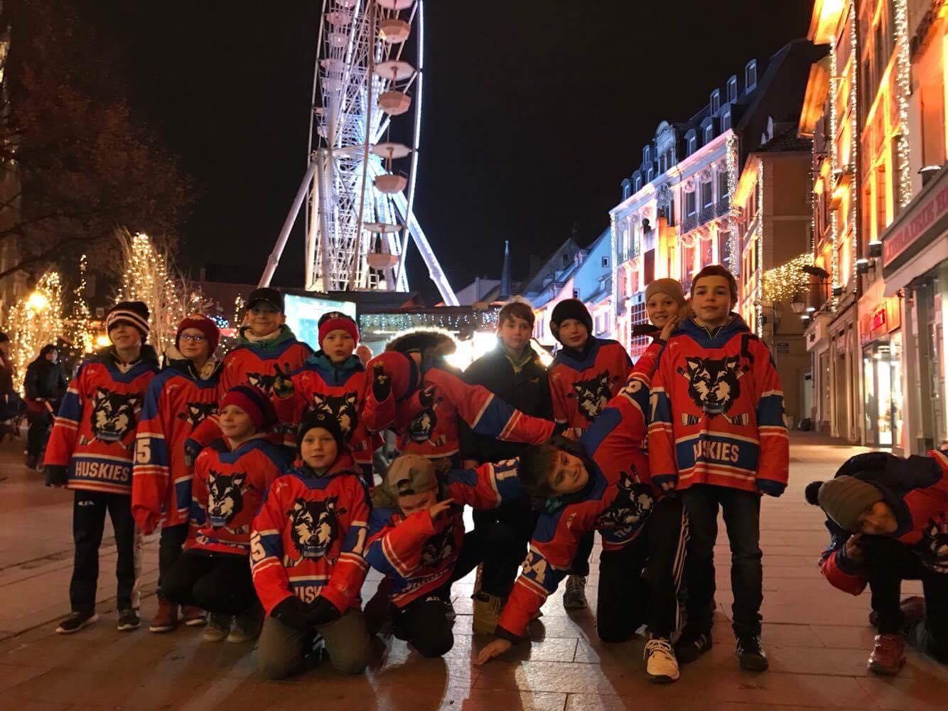 U11 B in Mulhouse December 2nd & 3rd