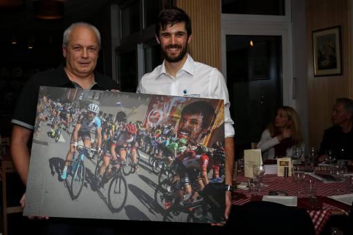 Kuerze Bericht am RTL-Sport iwwert dem Ben säi Kalenner 2018