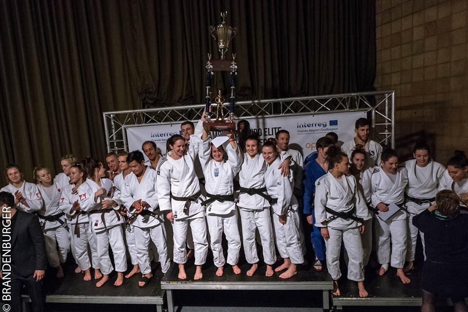 First Interreg Judo Team Championships - Resume