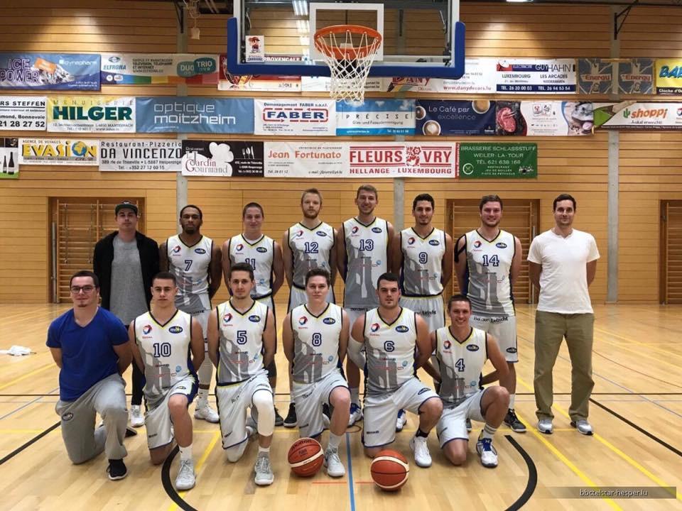 1/4 Final Coupe de Luxembourg den Owend um Holleschbierg