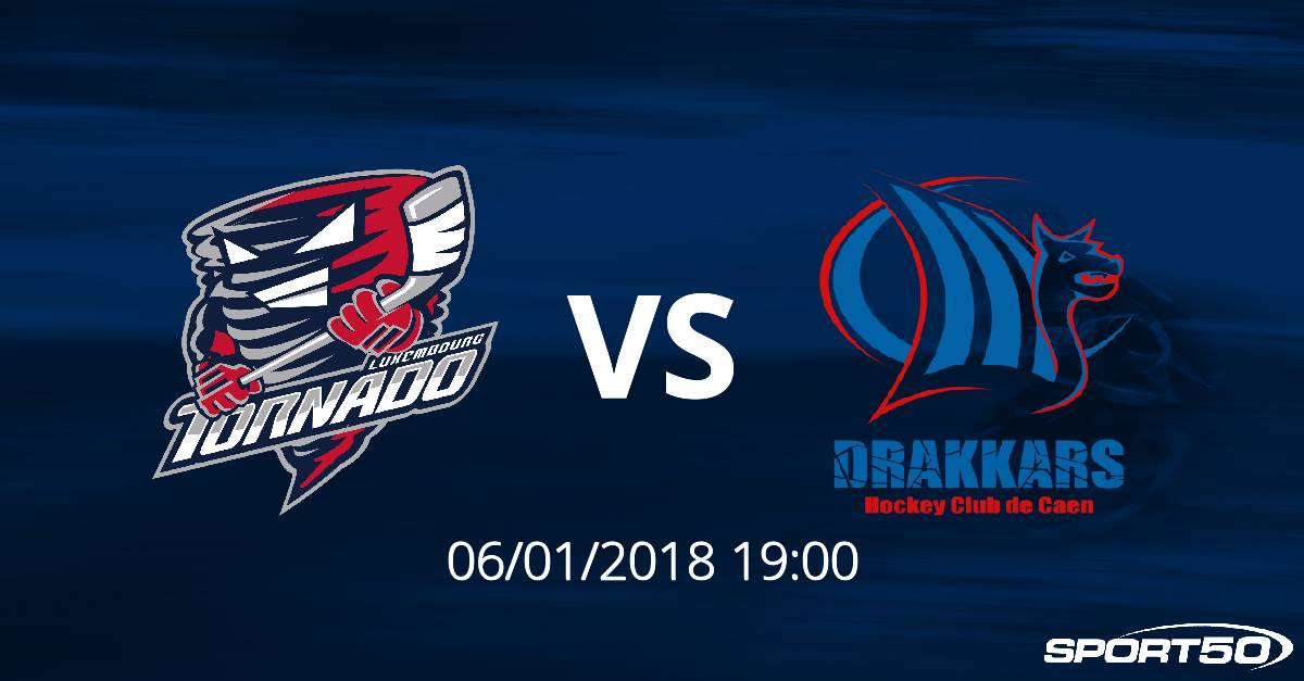 Tornado's New Year starts with an exciting game against Caen