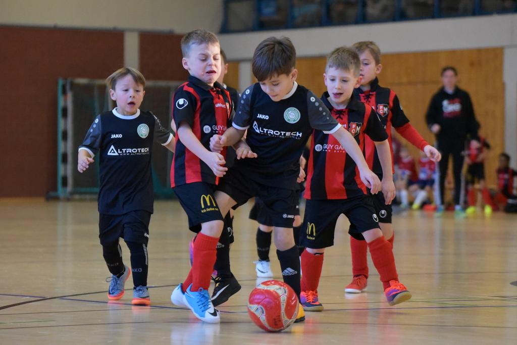 Wantercup 2018 vum FCM: Bambinis