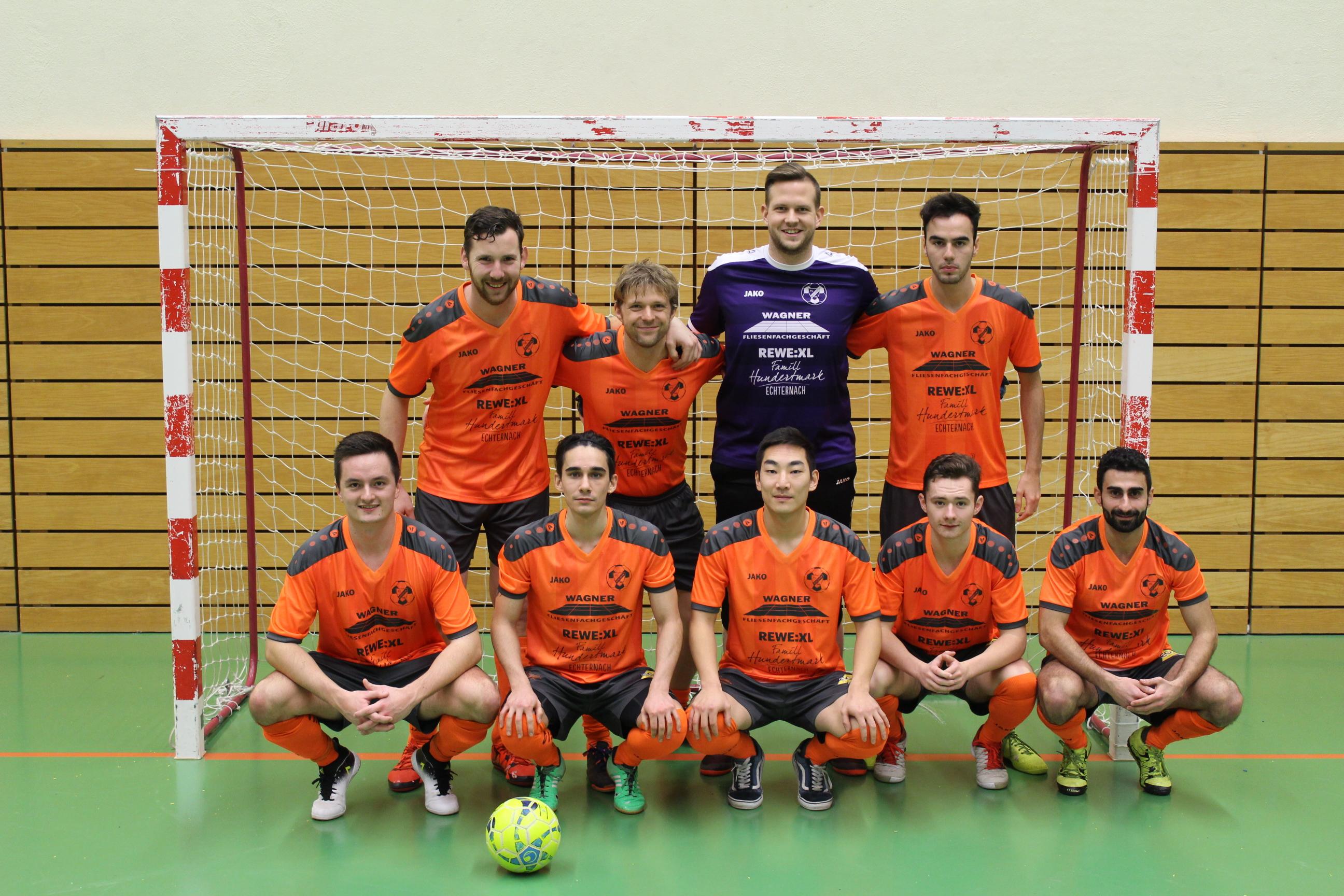 Seniors 1: Sëlwermedaille um Askal-Cup zu Consdorf