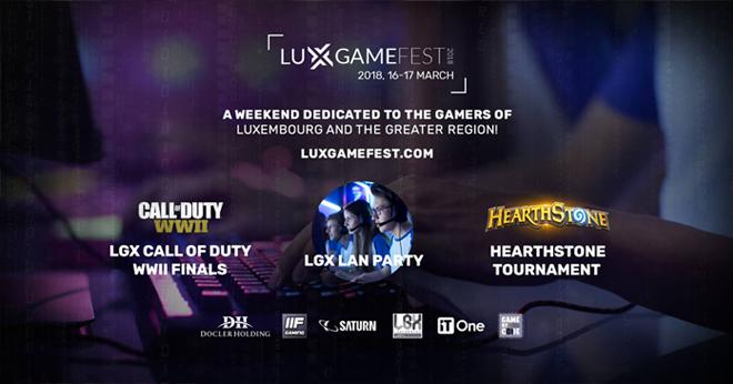 LuxGameFest 2018