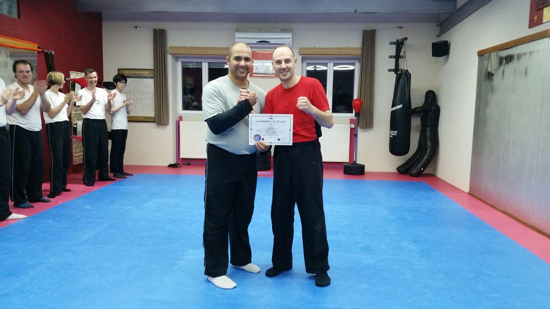 Nouveau KAE DO basic instructor