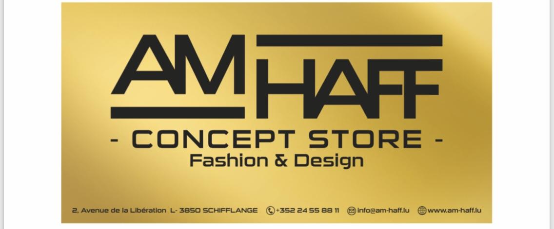Ouverture vun eisem neie Sponsor dem Concept-Store