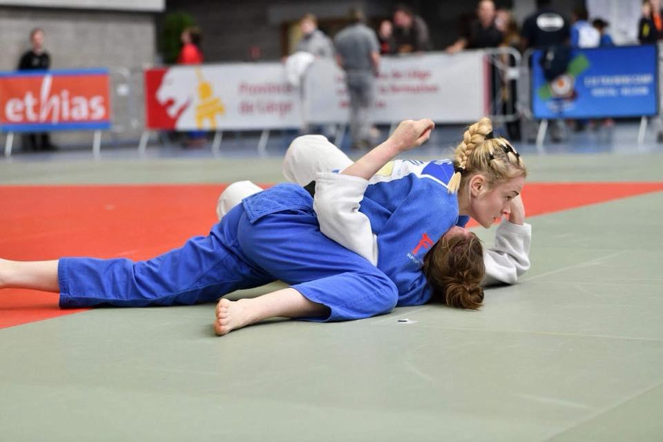 Taylor King 9. bei den Belgian Open