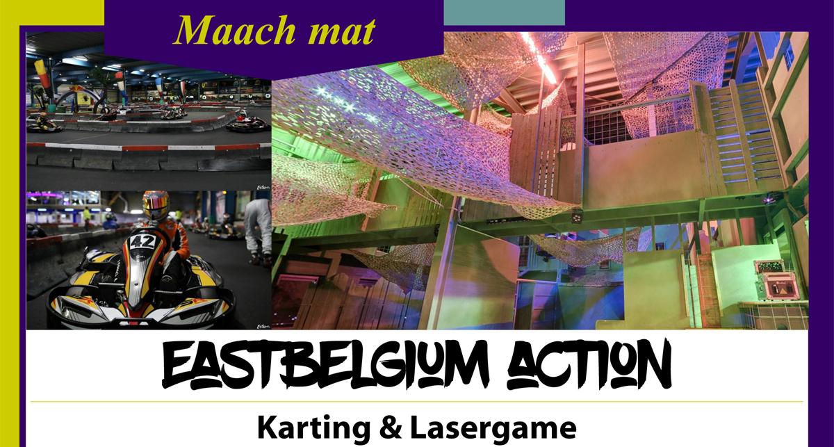 Eastbelgium Action - Samschdeg, 17.02