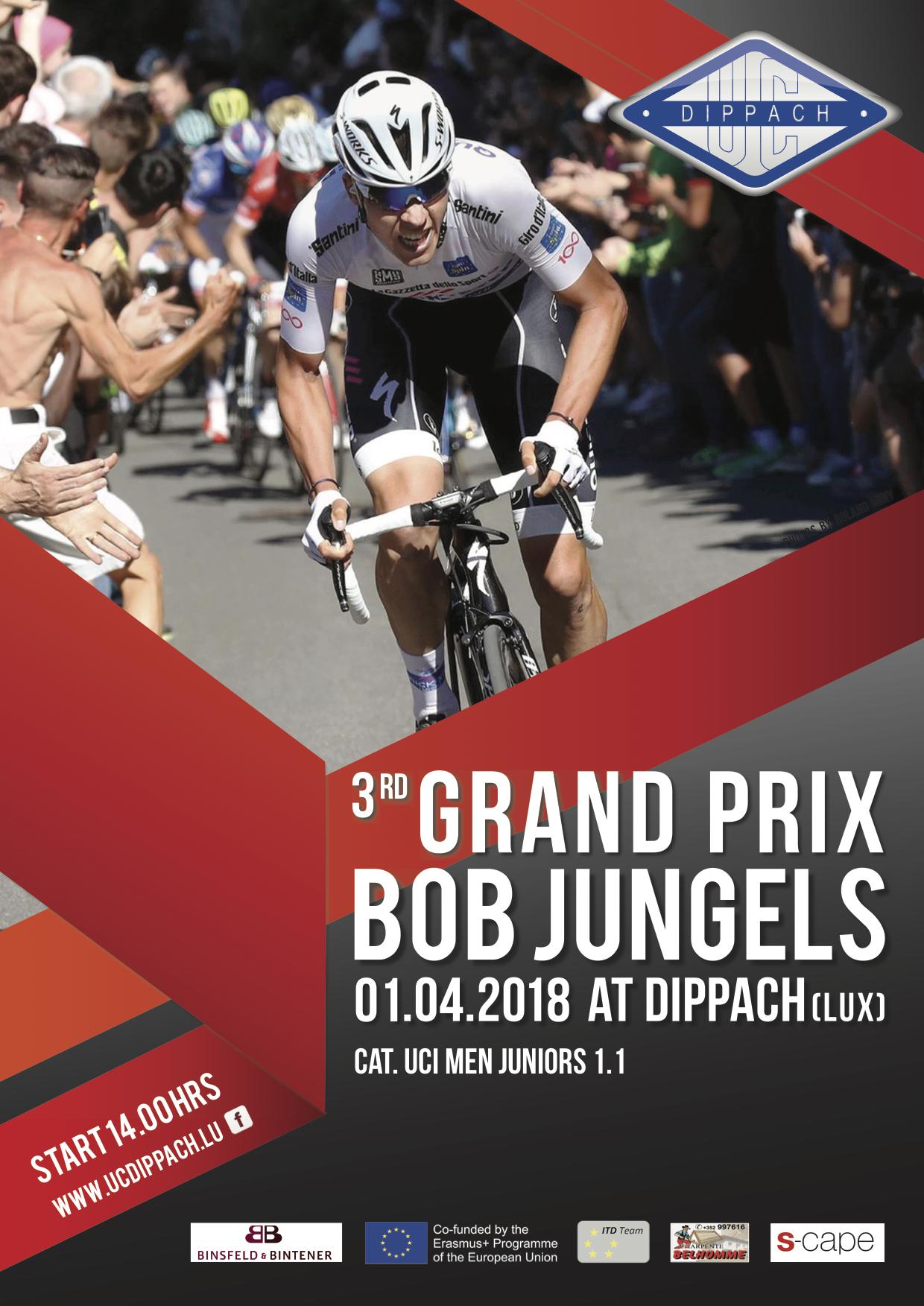 GP Bob Jungels 2018