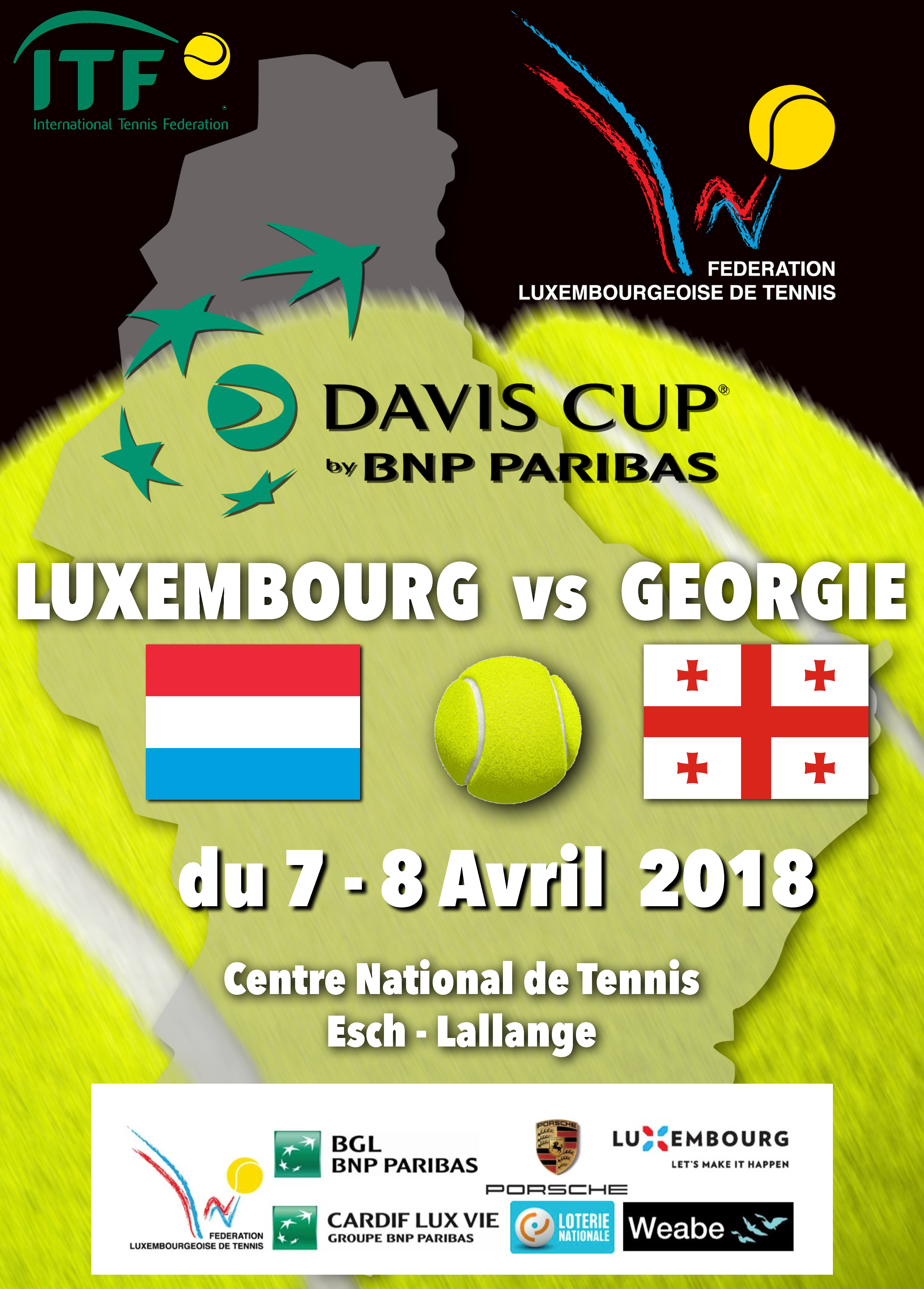 TENNIS DAVIS CUP 2018