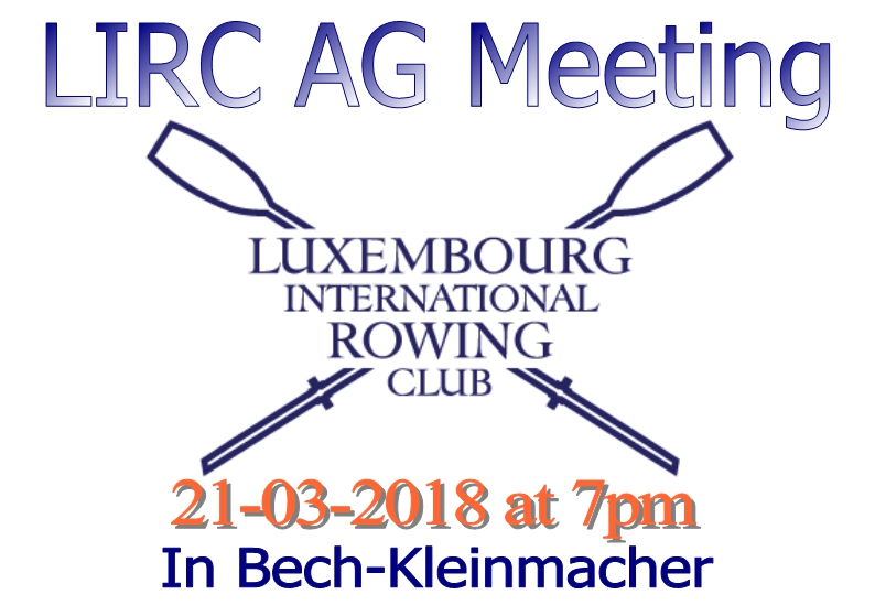 LIRC AG Meeting