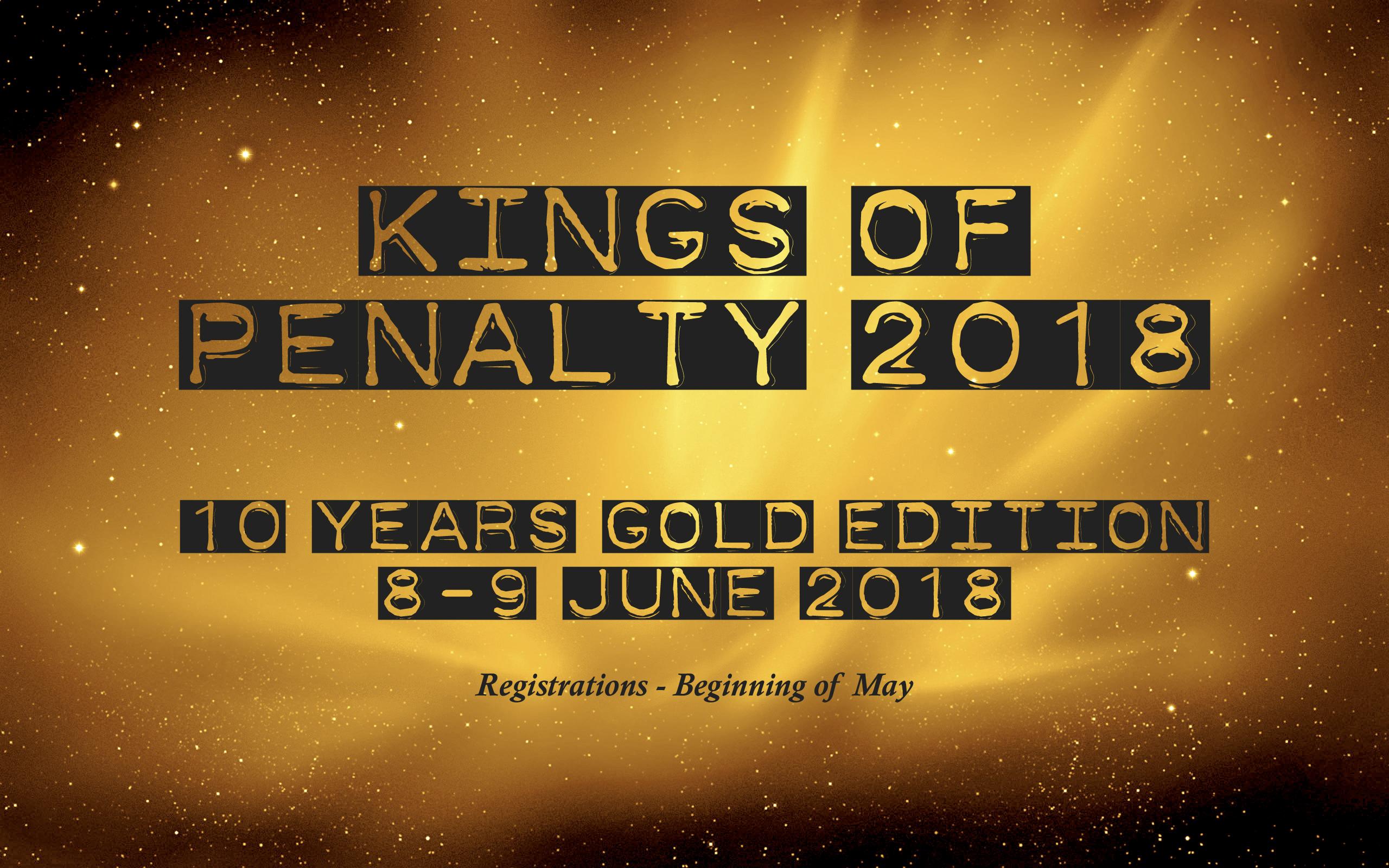 Kings of Penalty 2018