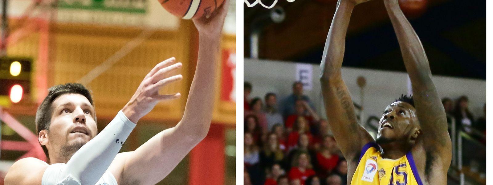 McNutt und Coleman: verschiedene Teams, gleiches Ziel