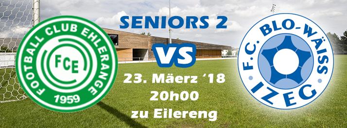 FC EILERENG - FC BLO-WAISS IZEG