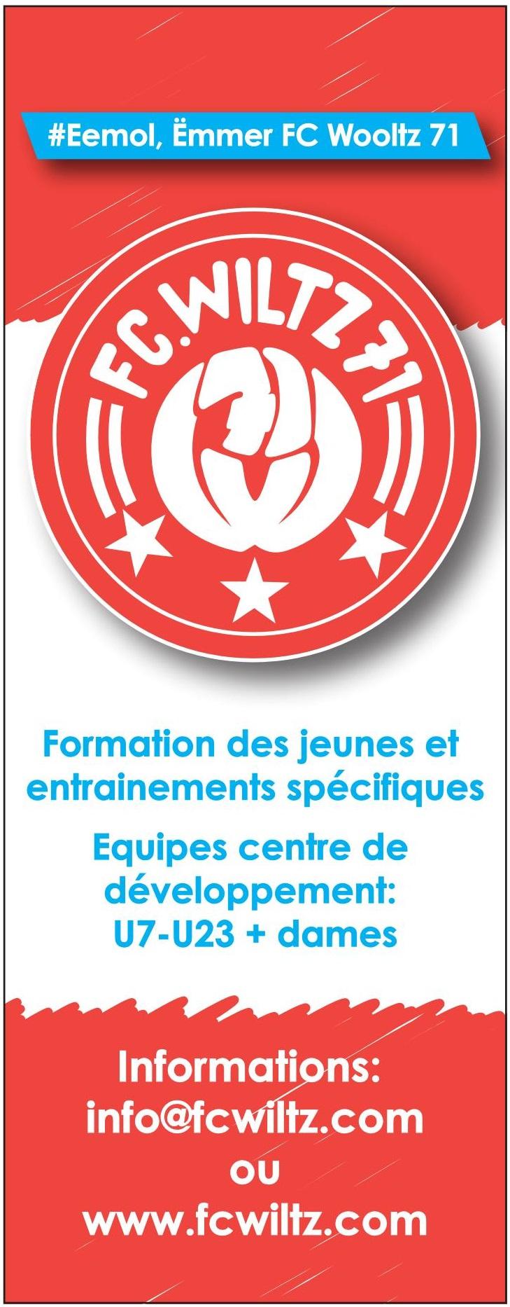 Invitation à tous les joueurs U17 et U19 de la région