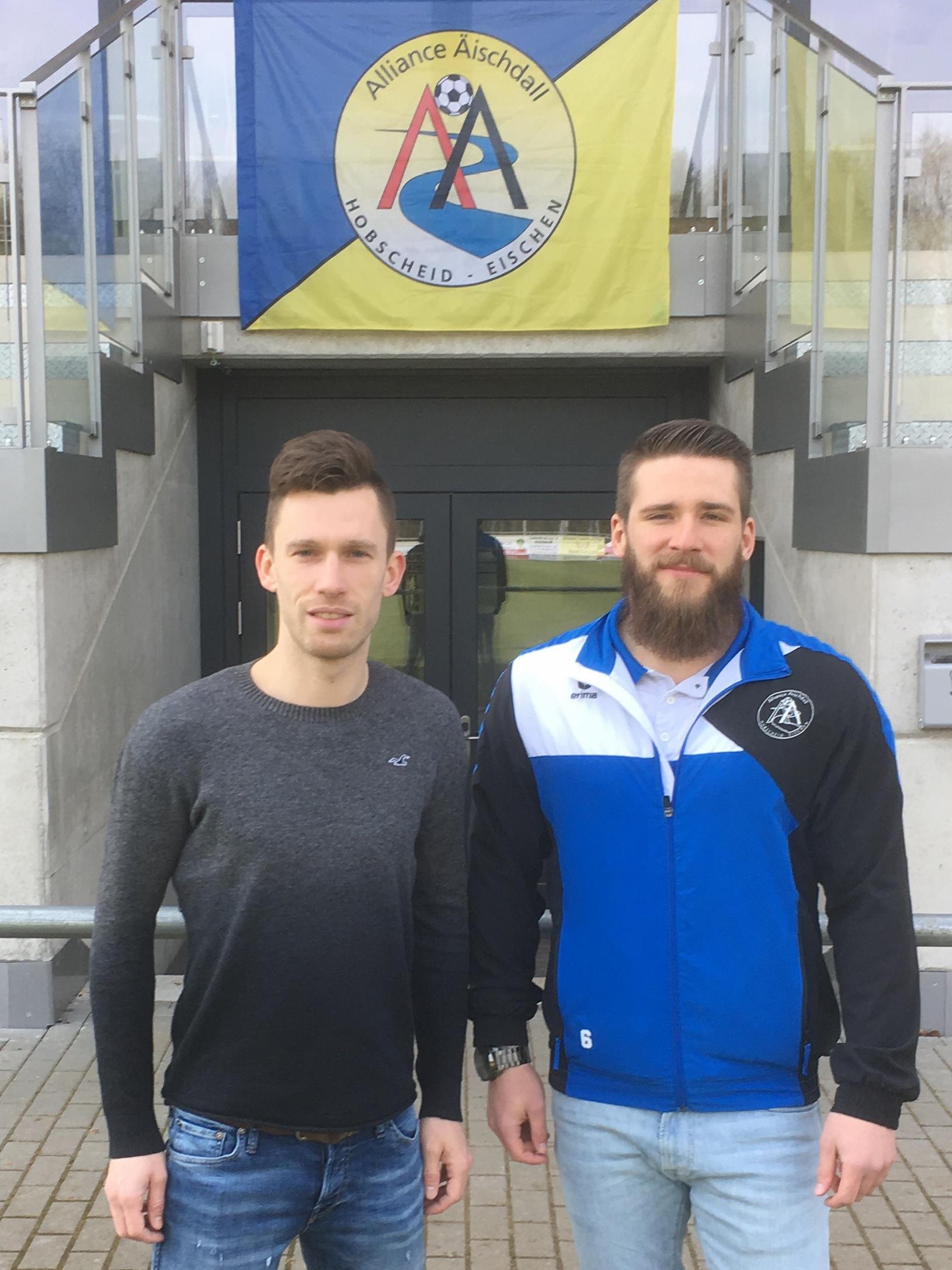 Neien Trainerduo fir d'Saison 2018/2019