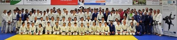 Internationaler Lehrgang im Judomaxx (23. bis 25. März 2018) / Stage International à Speyer (23-25 mars 2018)