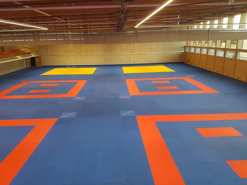 Hall de Karaté à Strassen