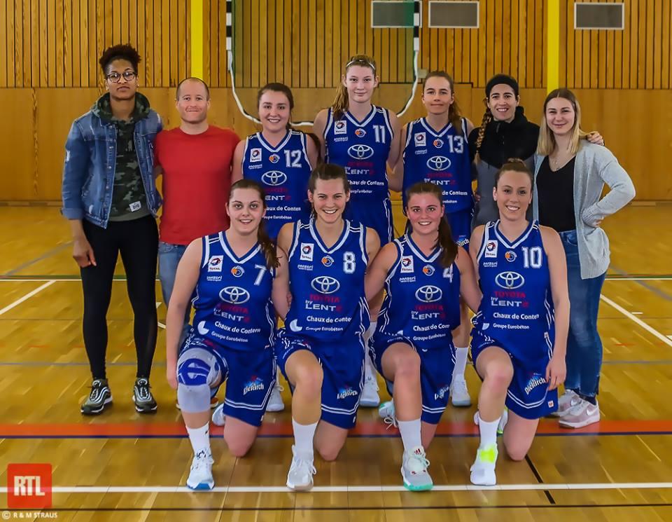 Contern and Sparta win Espoir(e)s championship