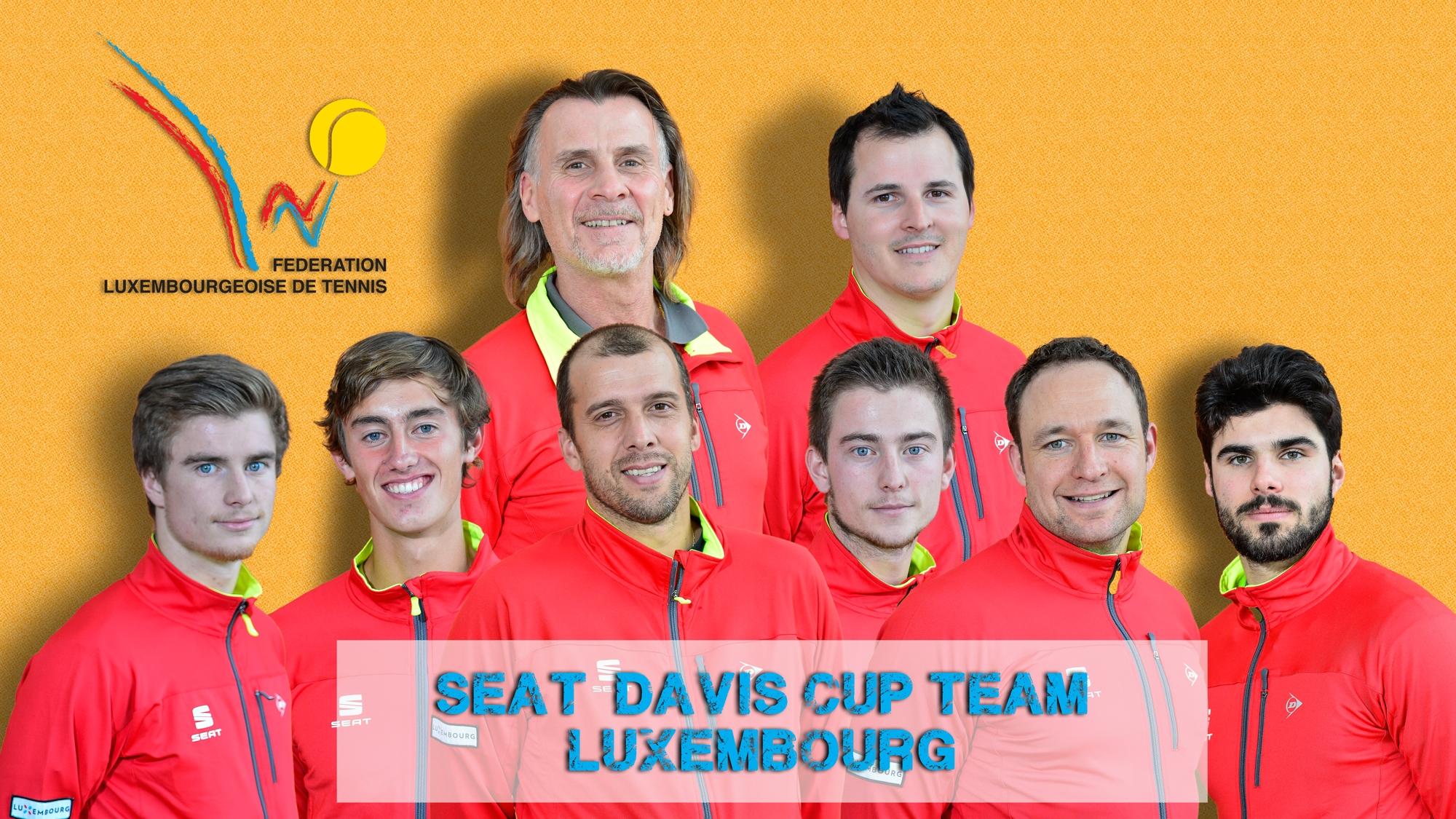 SEAT   DAVIS CUP 2018