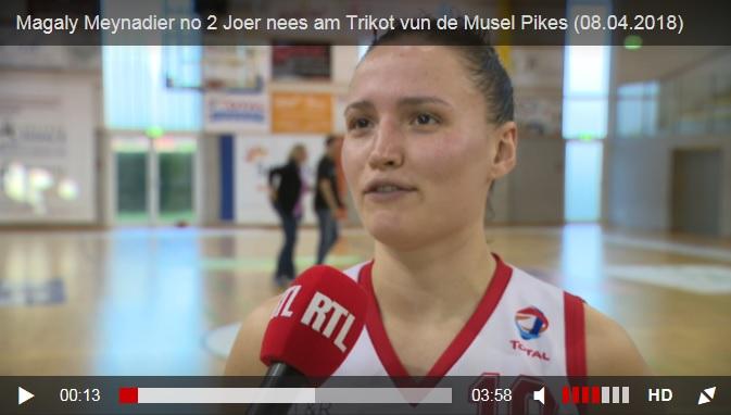 RTL Rebound iwert Magaly MEYNADIER