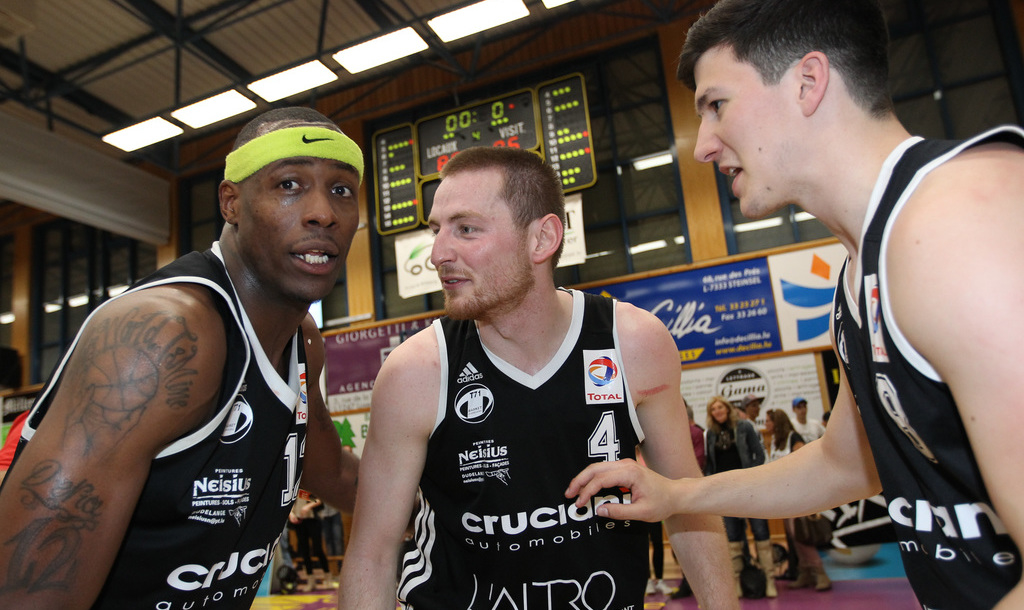 Stephens out in Dudelange after 9 years, Johnson gone too