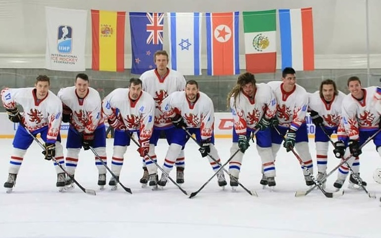 IHCB-Spiller op der IIHF WM Div IIb zu Granada