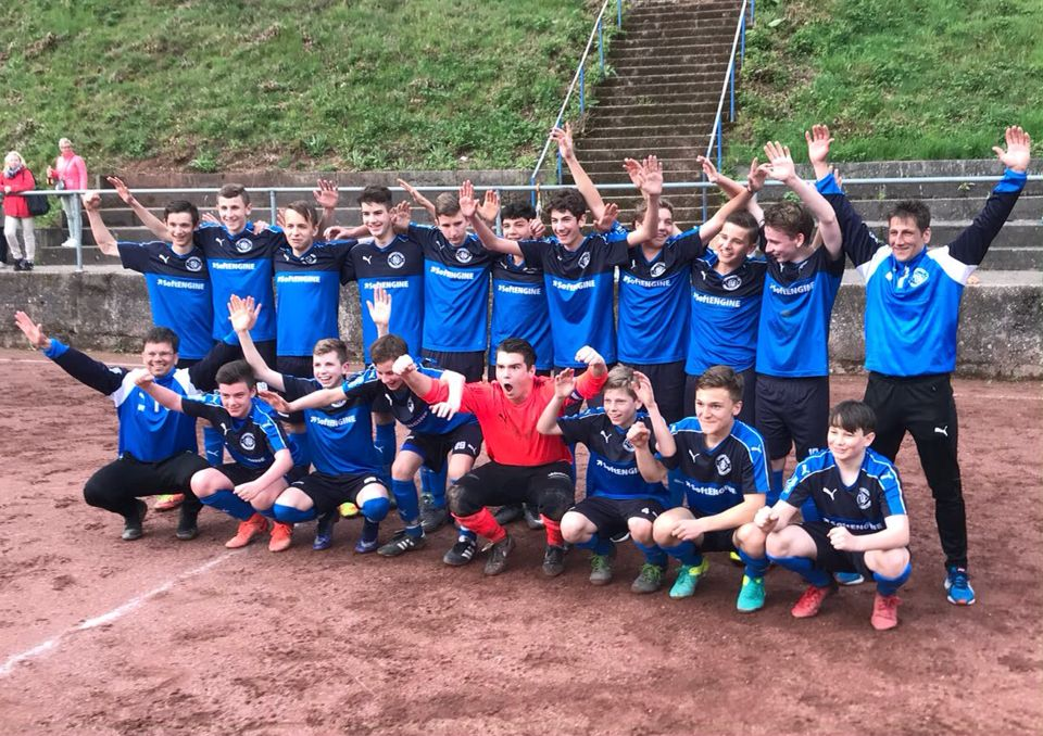 C1-Jugend vorzeitig Meister der Landesliga