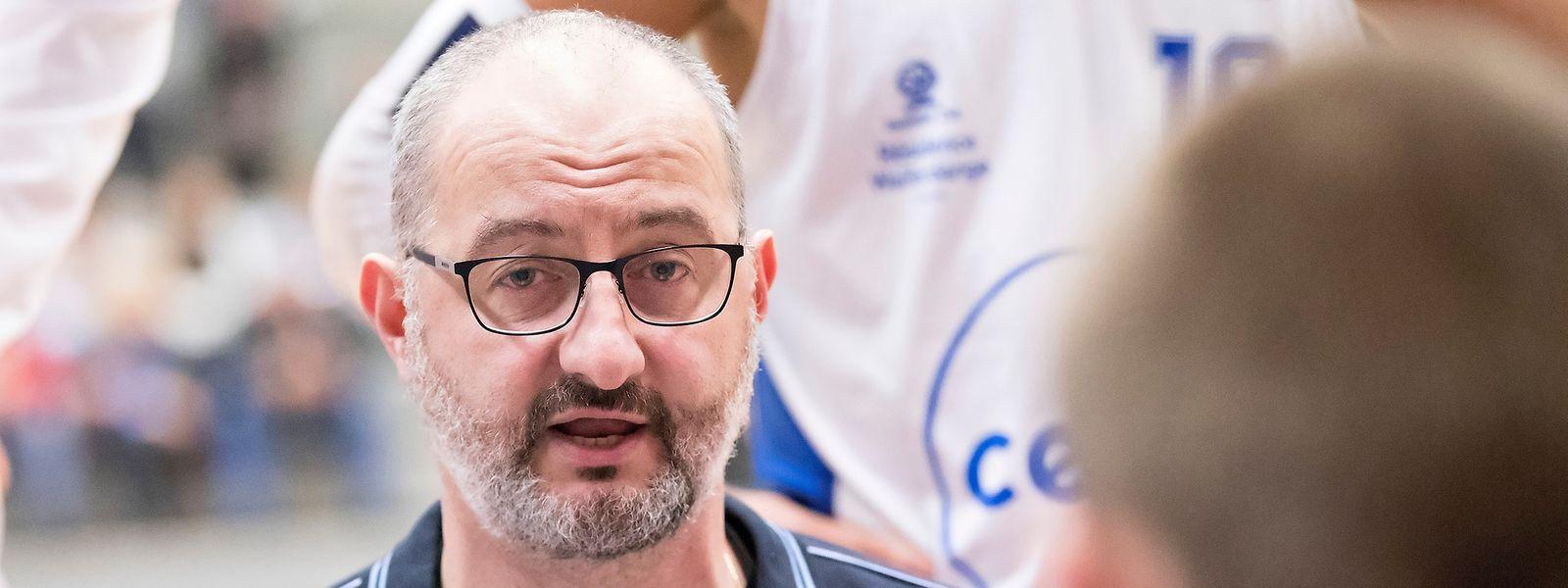 Trainer Gruskovnjak verlässt Résidence