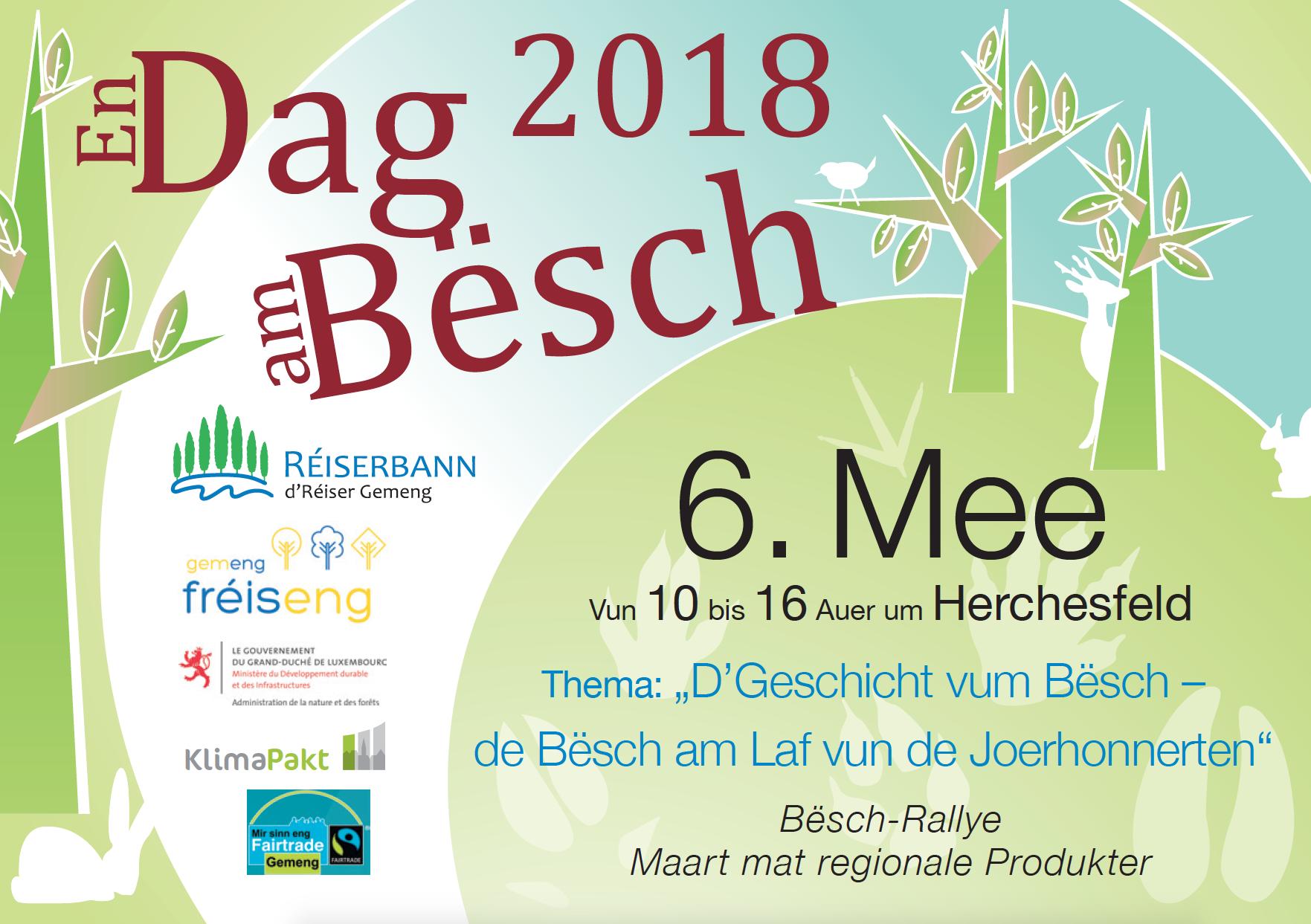 En Dag am Bësch & CEL Masters um Herchesfeld zu Réiser