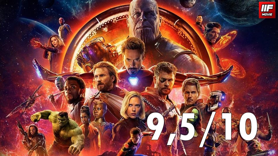 Avengers Infinity War Non-Spoiler Review
