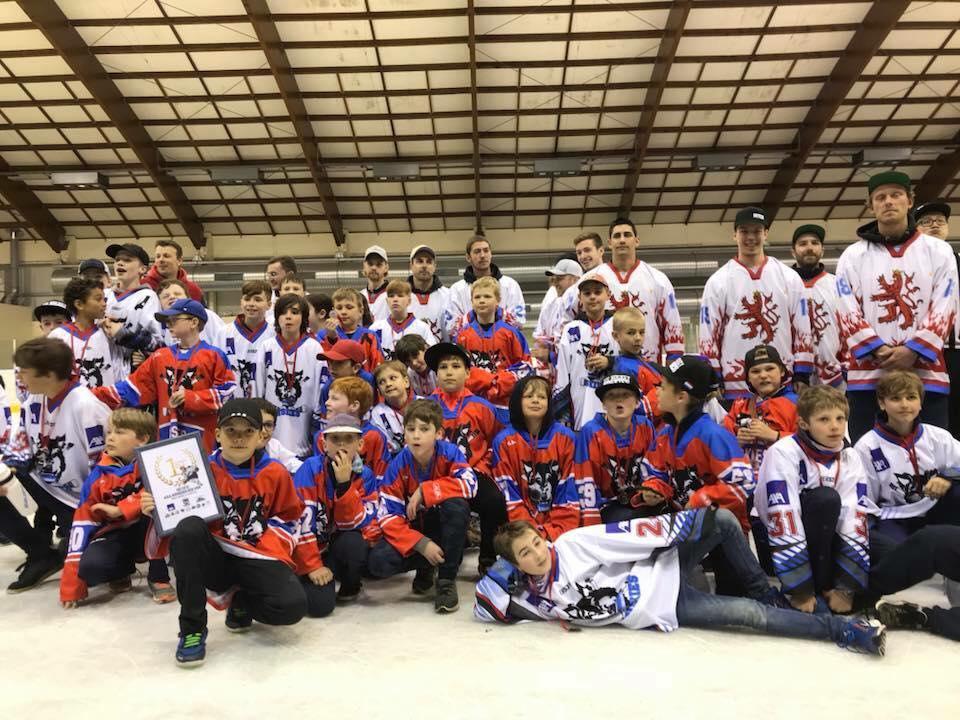 AXA Huskies Ice Cup 2018