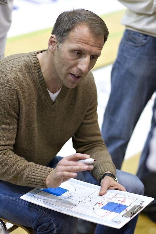 Baum will coach Résidence's men team next season