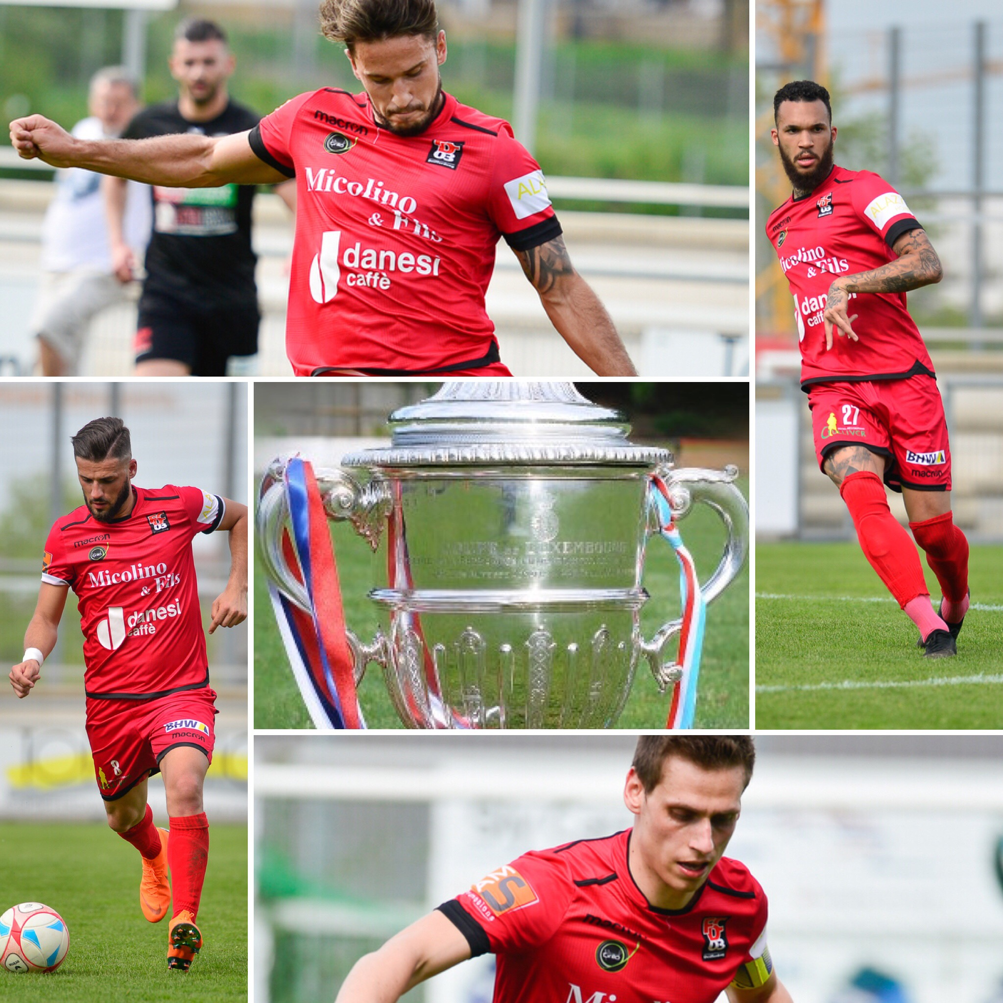 Coupe de Luxembourg 1/2 Finale