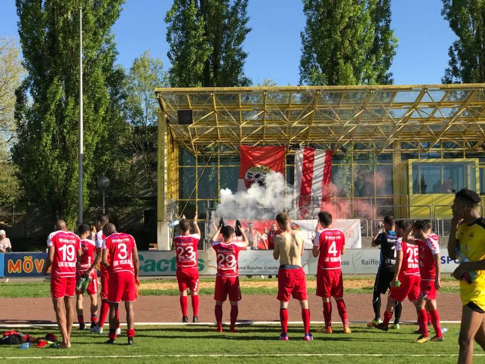 FC Mamer 3:4 FC Swift Hesper