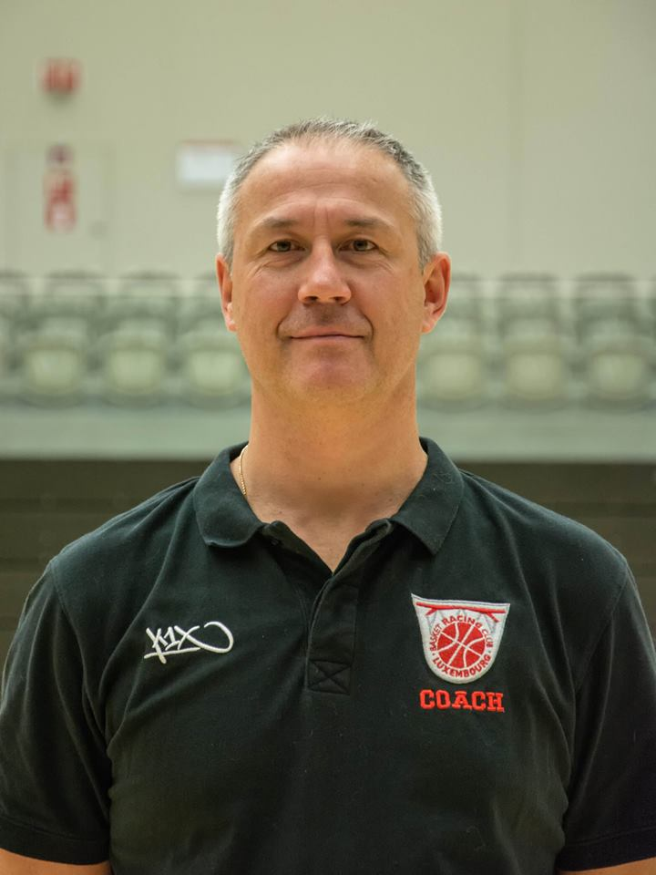Louvrier out as head-coach for Racing Luxembourg