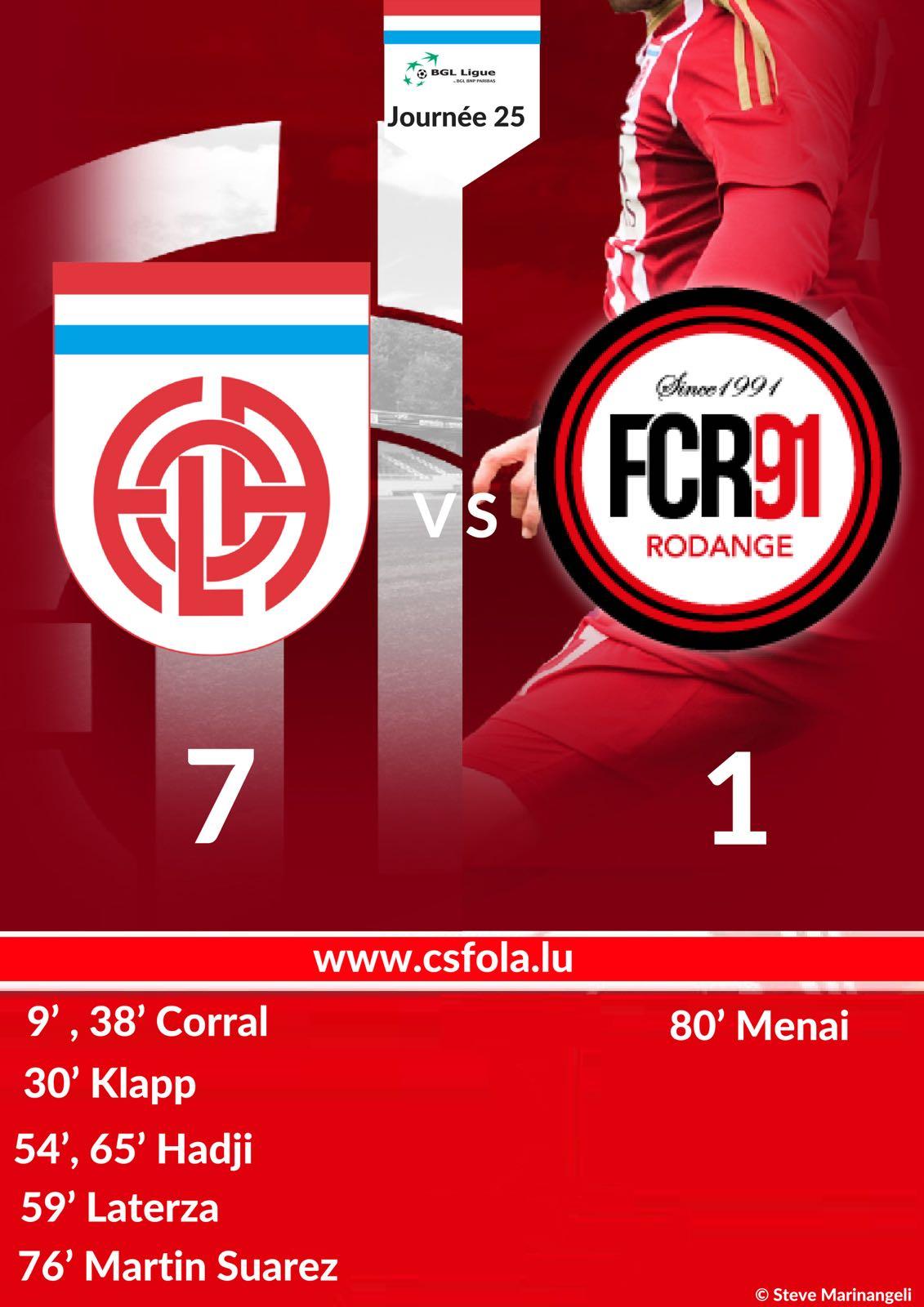 CS Fola - FCR 91