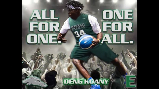 LBBA forward Deng Kuany commits to Eastern New Mexico University!