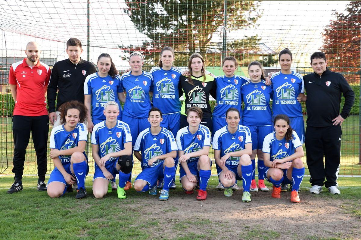 Barrage: FC Schifflange (D1) - FC Swift Hesper (D2)