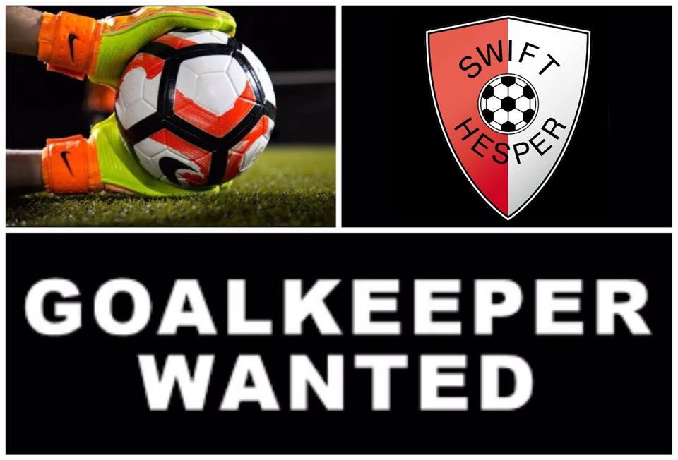 Goalkeeper/innen gesicht!