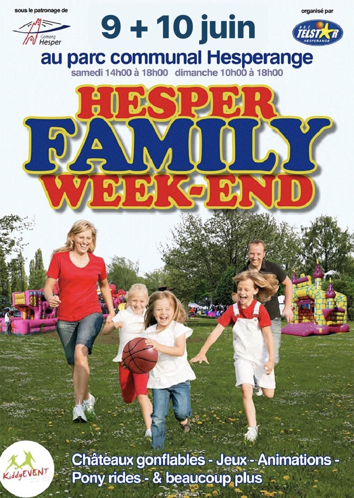 Hesper Family Week-End 2018