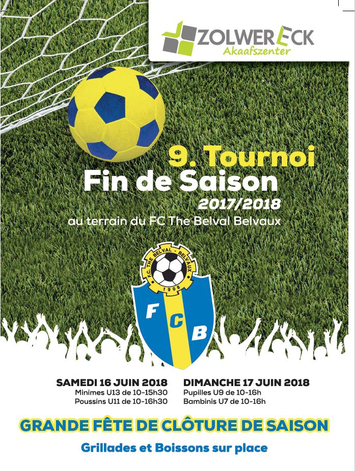 Tournoi Fin de Saison 2018
