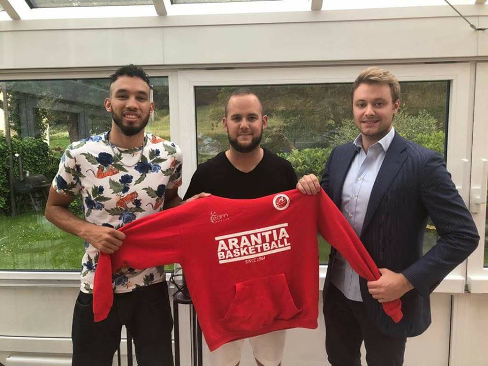 Arantia announces roster-changes, adds 3 players